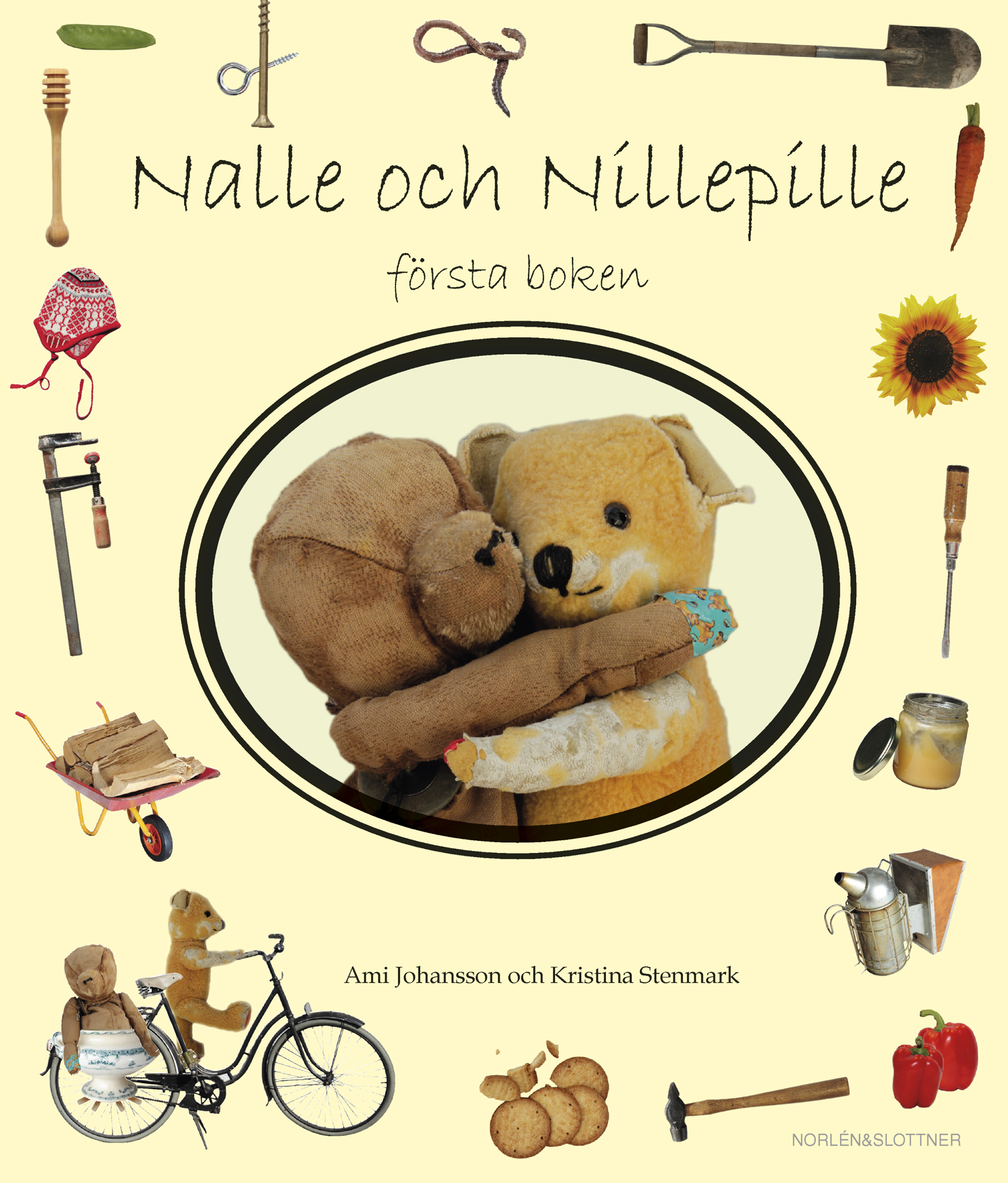 Nalle och Nillepille – första boken-0