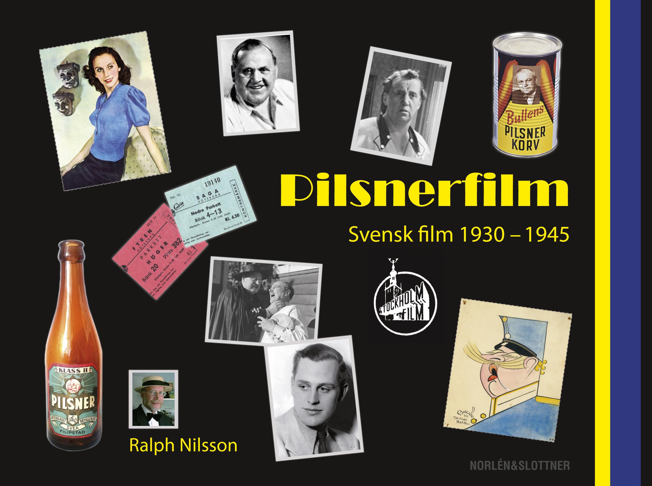 Pilsnerfilm – Svensk film 1930-1945-0