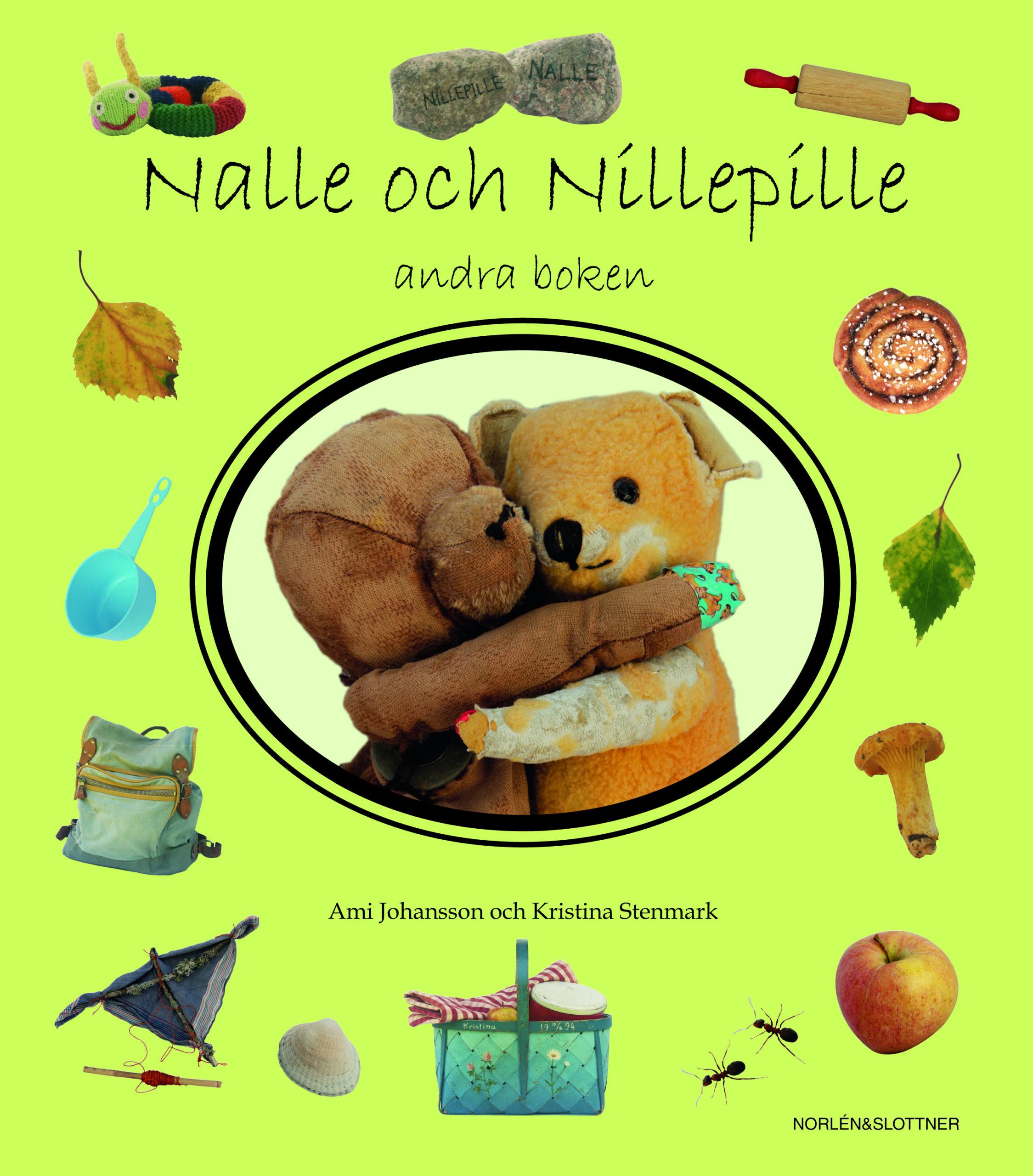 Nalle och Nillepille – andra boken-0