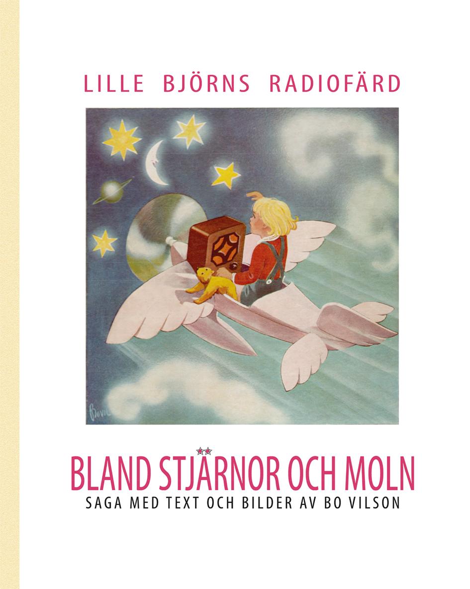 Lille Björns radiofärd bland stjärnor och moln-0