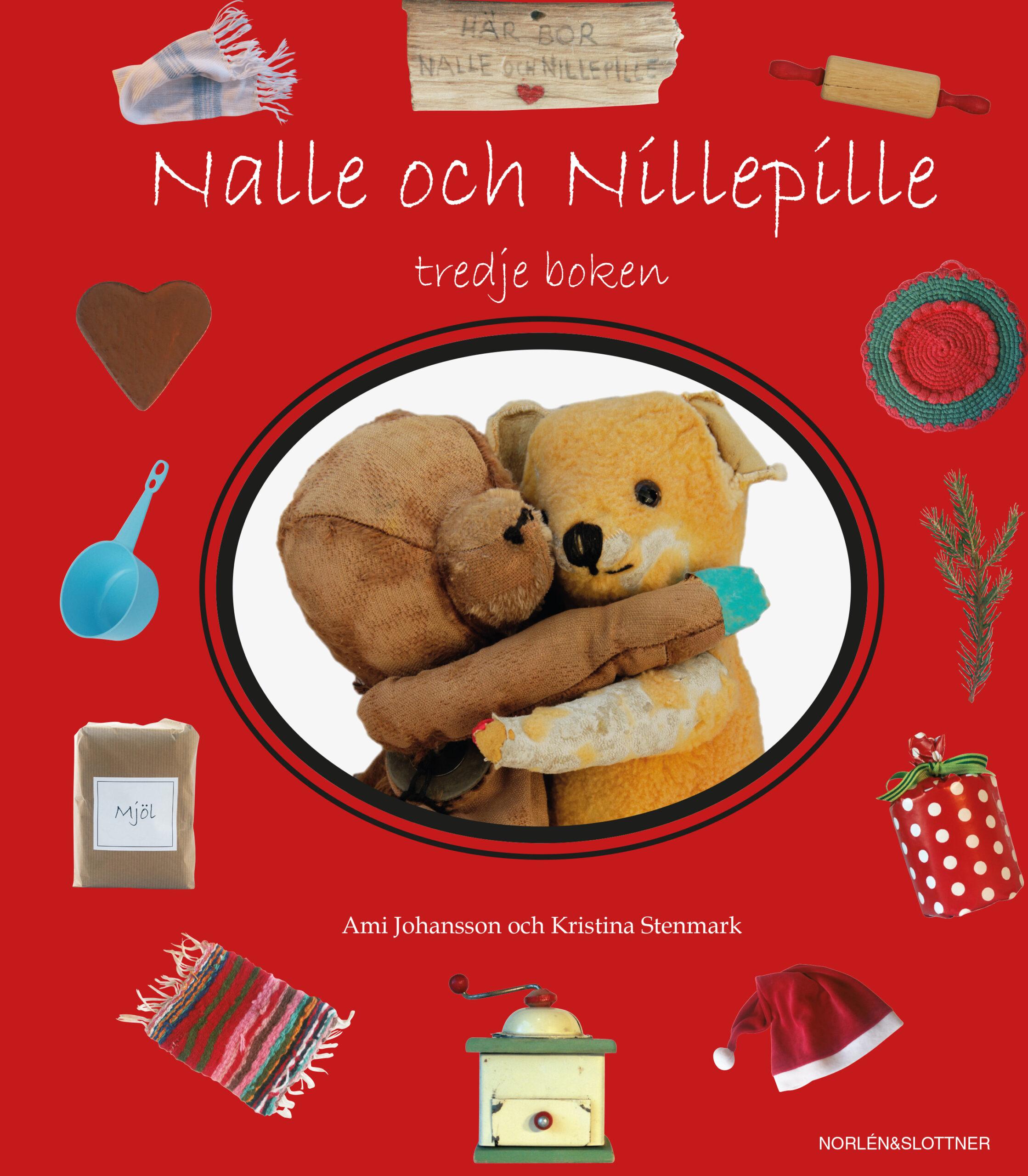Nalle och Nillepille – tredje boken-0