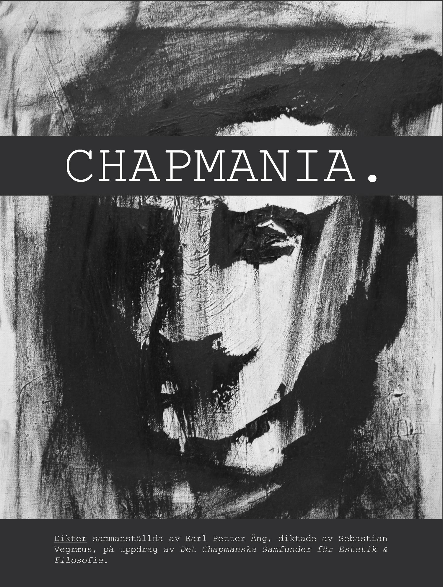 Chapmania_omslag